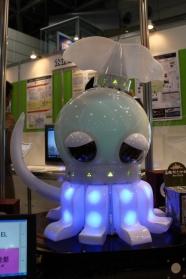 Squid Robot
